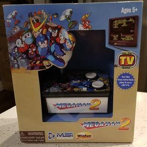 Megaman arcade game
